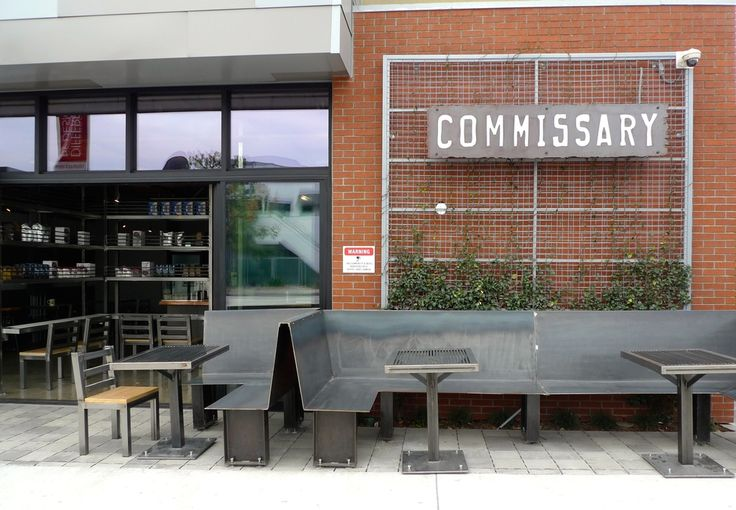 commissary coffee culver city - Google Search