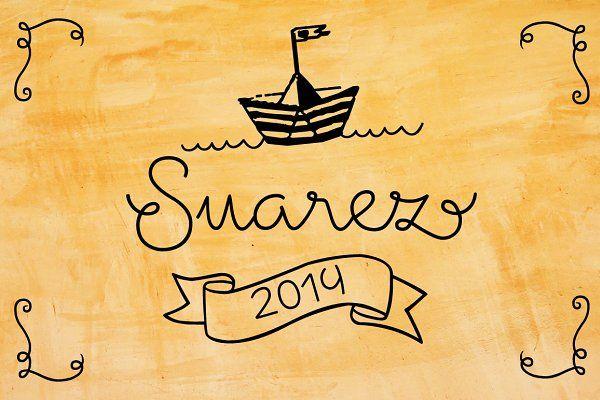 Suarez ~ Script Fonts on Creative Market