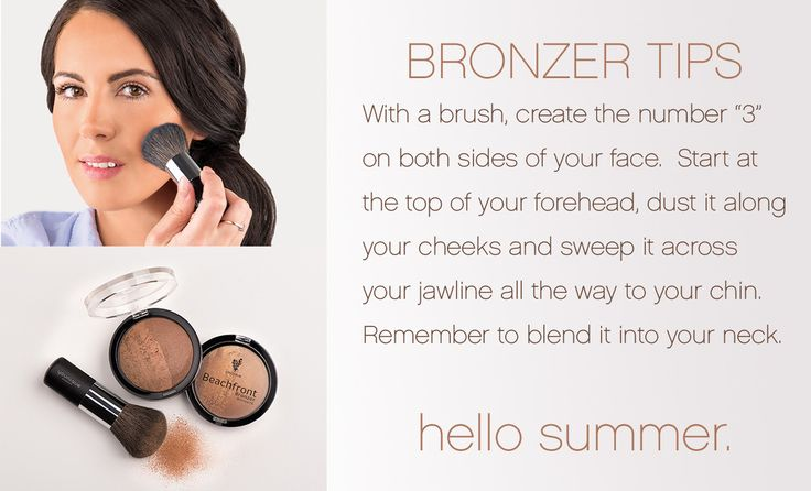 My kind of bronzer! order from my website...http://youniqueproducts.com/ebrigantino