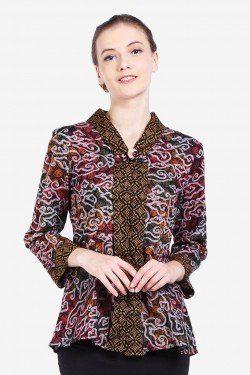 Hasil gambar untuk model jahitan baju batik