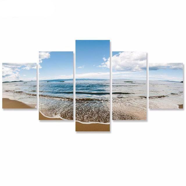 Best 25 Beach Canvas Paintings Ideas On Pinterest Beach