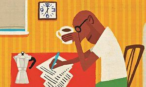 This column will change your life: Morning Pages 'You can write about whatever's on your mind: petty worries, soaring plans, angry tirades… I wish I'd started long ago'