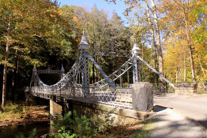 7) Mill Creek Park (Youngstown)