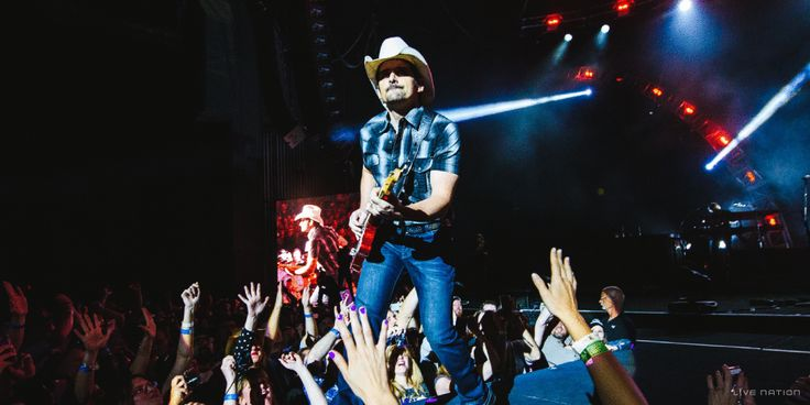 Calling all Brad Paisley fans: Get tickets to his #LifeamplifiedWorldTour here!