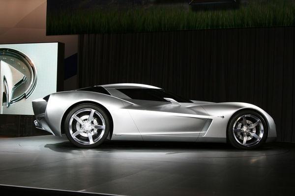 2011 Chevrolet Corvette Pics