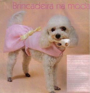 Выкройка платья для мелкой собаки