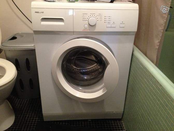 Lave-linge PROLINE Electroménager Paris - leboncoin.fr €100 18eme