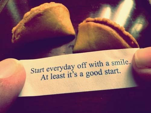 Start everyday with a SMILE, at least it's a good start...www.prodental.com#smile