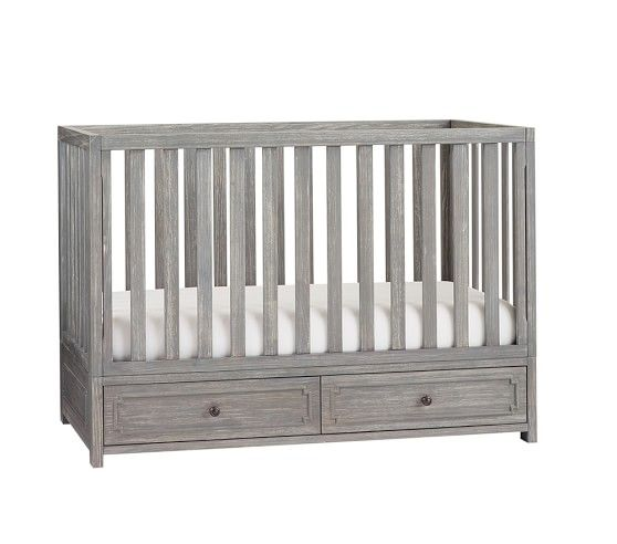 Weston Crib Cribs Boy Room Pottery Barn Kids