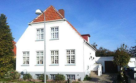 Murermestervilla, Slagelse - Weber