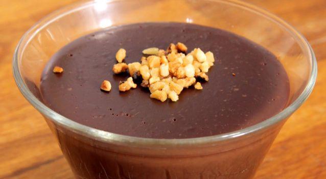 Πανεύκολη πουτίγκα σοκολάτας (Video)
