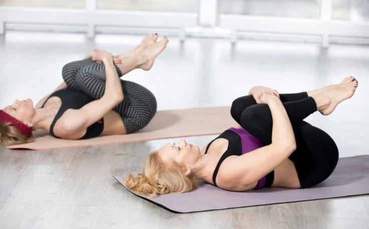 Ploché břicho díky 5 minutám jógy denně! Jednoduché cvičení s viditelnými rychlými výsledky! - Milujeme cvičení