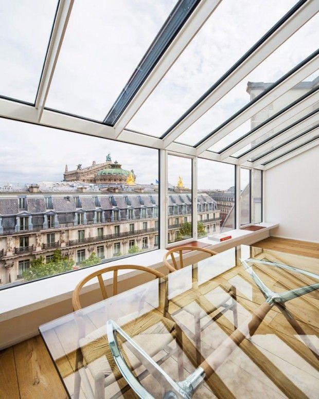 Conversion d'un ancien atelier de photo en deux appartements par Vincent Parreira - Journal du Design