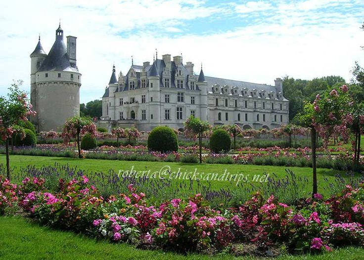 Chenonceau è fra i castelli più visitati della Valle della Loira. E' anche chiamato il castello delle dame, per le donne che ne hanno fatto la storia.