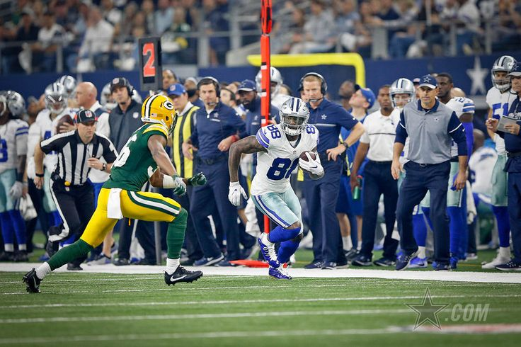January 15, 2017 Divisional Playoffs  Cowboys vs Packers