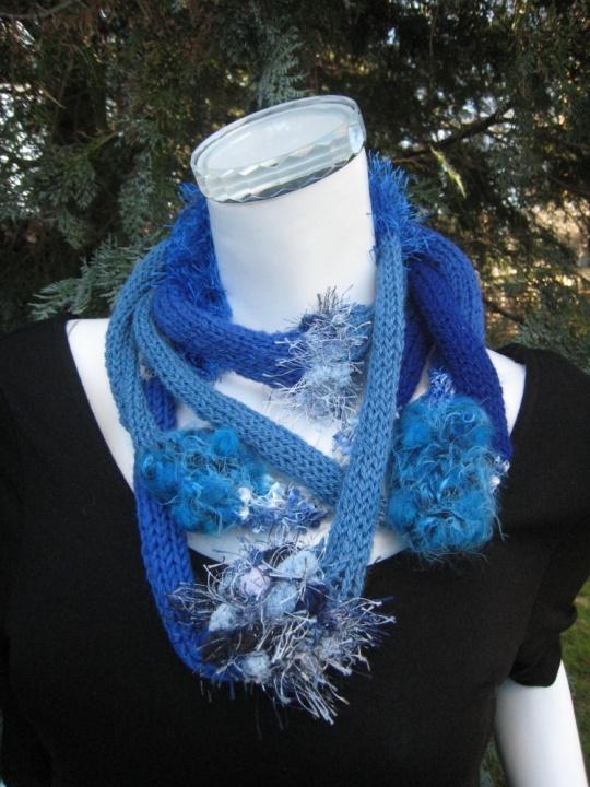 "http://www.amioamio.com/da/produkt/8281/  "" Night road"" scarf"