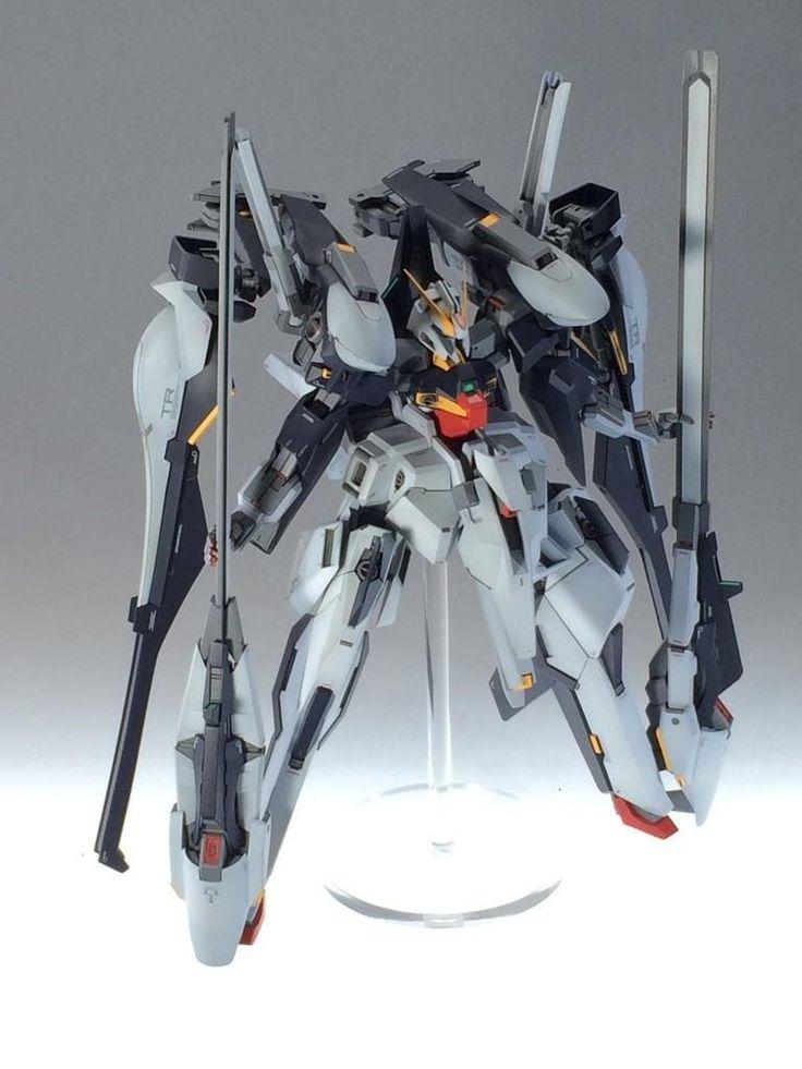 Fuck Yeah! Japanese Robots! — rocketumbl: Ryuji Sorayama Gundam TR-6