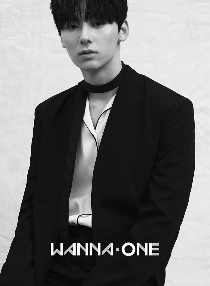 Wanna One Minhyun