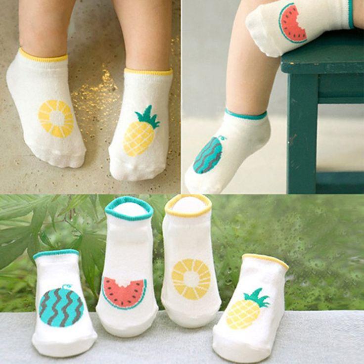 $1.07// Fruit socks// Delivery: 2-6 weeks