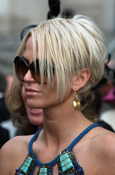 Sarah Harding Gold Dangle Earrings - Sarah Harding Jewelry - StyleBistro