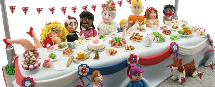 amazing jubilee cake
