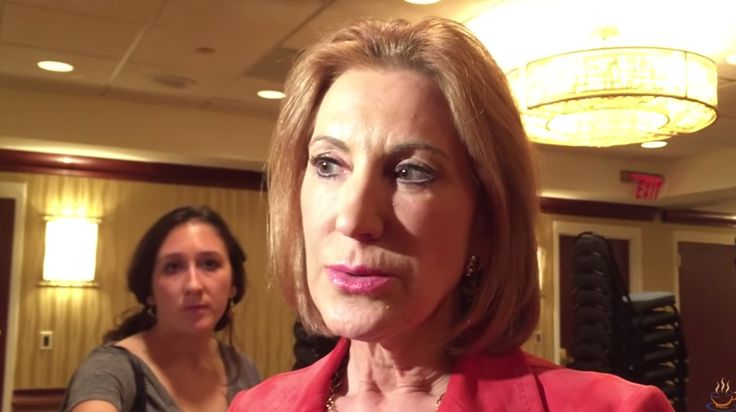 Epic fail: carly fiorina says if supreme court rules for gay marriage we should support it