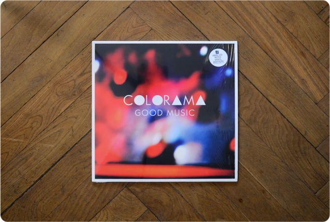 Record cover art - Colorama - Good Music (1)