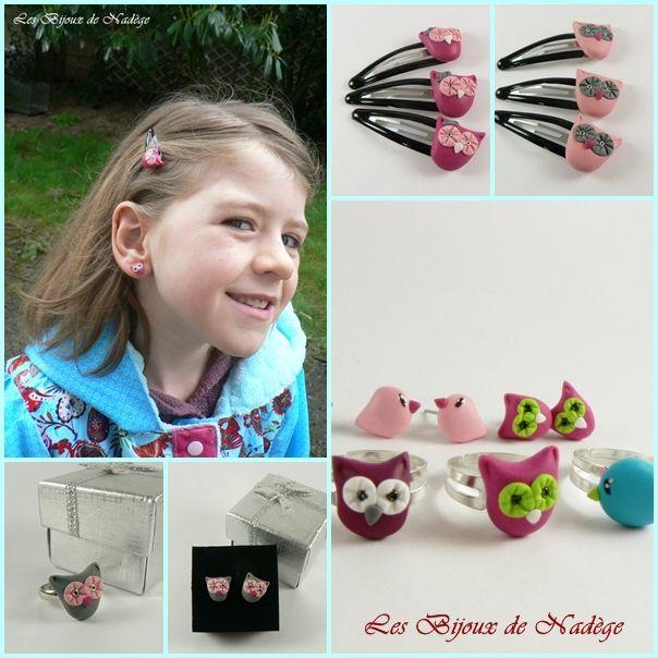 page bijoux enfant