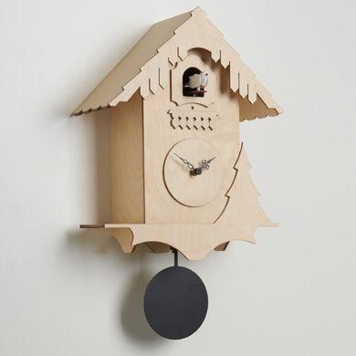 1000 id es sur le th me horloge coucou sur pinterest coucou suisse pendule design et horloge. Black Bedroom Furniture Sets. Home Design Ideas