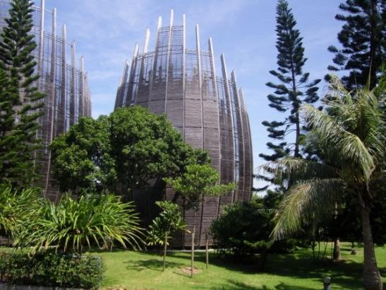 Renzo Piano, Centre culturel Jean-Marie Tjibaou (Noumea, Nouvelle-Caledonie)