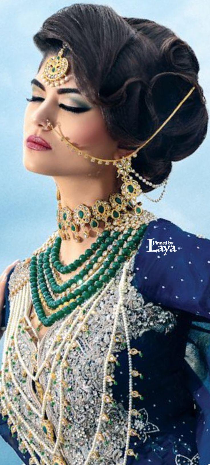 Worst makeup mistakes on your wedding indian bridal diaries -  Laya Indian Bride