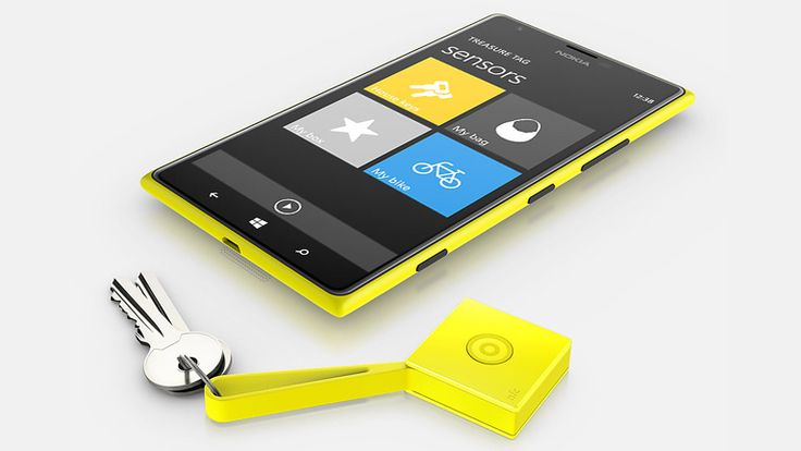 nokia bluetooth tracking map