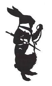 lewis carroll alice in wonderland silhouette - Google Search