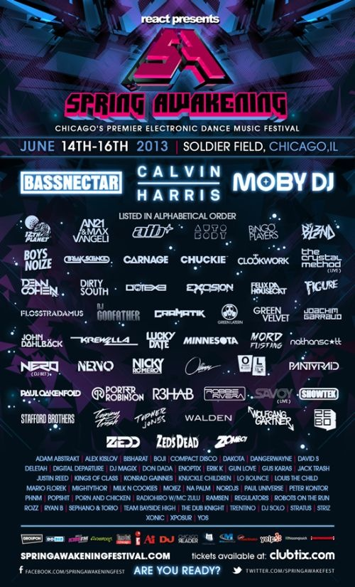 music festivals chicago memorial day weekend