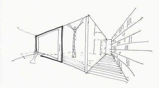 Casa Ricart,Dibujo