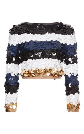 Sequin Embellished Pullover by SONIA RYKIEL for Preorder on Moda Operandi