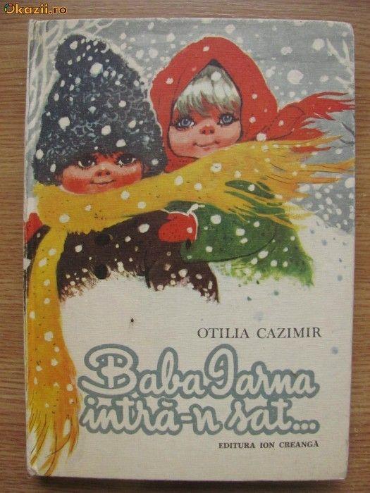 Baba iarna intra-n sat, Otilia Cazimir