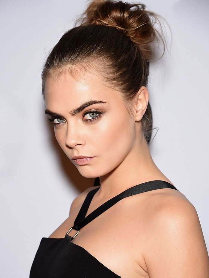 Cara Delevingne Bares It ALL in YSL Beauté's Risque New Ad via @byrdiebeauty