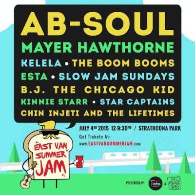 The Poetic Vault : NEWS: Ab-Soul to headline East Van Summer Jam with...