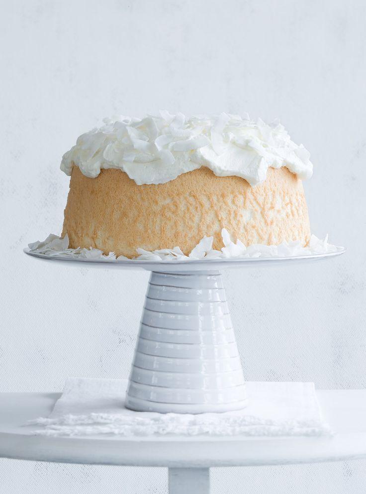 Recette de Ricardo de gâteau des anges...j'attends que quelqu'un m'en fasse un! Pip ????