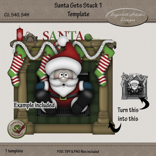 Photoshop template for graphic design and scrapbooking. You can find links to my store for this template on my blog here http://sugarbuttartisticdesigns.blogspot.com/2015/12/new-santa-happy-candy-cane-templates.html