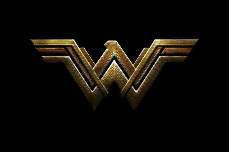 Wonder Woman logo … | Pinteres…