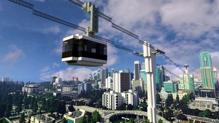 citylife minecraft shopping gioco scarica