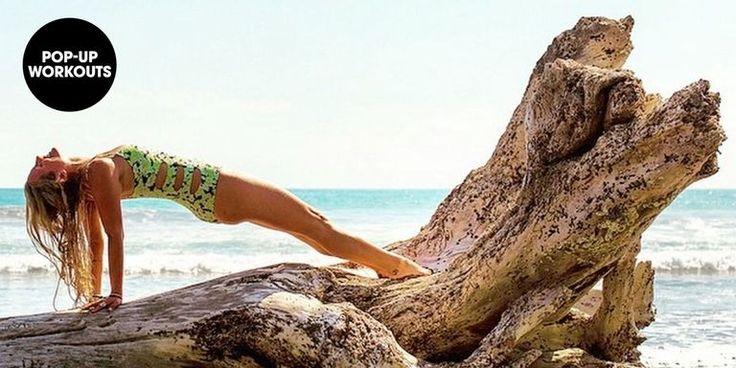 Energizing Yoga Poses - Yoga Routine to Wake Up - Yoga Girl Rachel Brathen