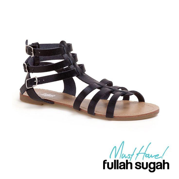 Spring/Summer 2013 | FULLAHSUGAH MUST HAVE SANDALS | http://fullahsugah.gr