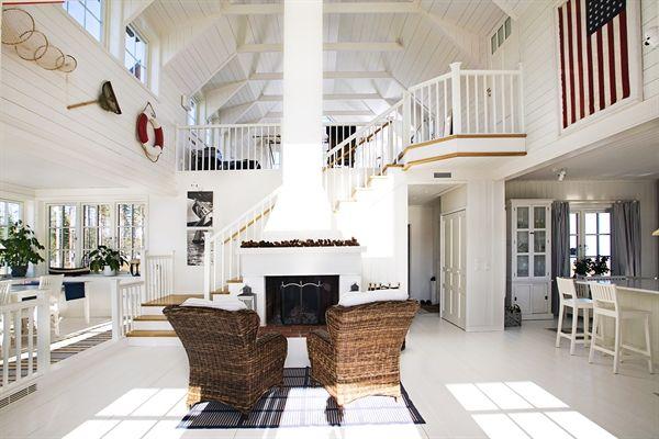 New England - Designer - Våra trappor - Drömtrappor.se
