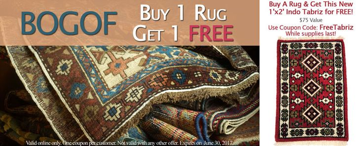 Get a FREE Rug!  Coupon code: FreeTabriz #nycrugs #rugs #orientalrugs #handmaderugs #woolrugs #nyc #newyork #newjersey #handmade #handknotted #carpets #arearugs #modernrugs #traditionalrugs #antiquerugs #vintagerugs #interiordesign #sale #onlineshopping #promo #deal #dealoftheday #special #onlinesale #freeshipping #freerug #free
