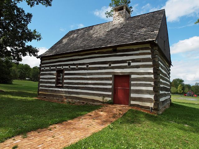 Colonial Log Cabins Bing Images Country Cabins