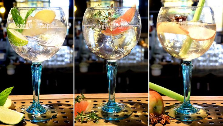 3 trendiga twister av Gin & Tonic