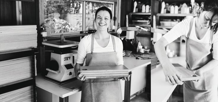 houtenPlank workshop Melanie muddle
